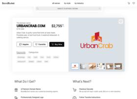 Urbancrab.com thumbnail