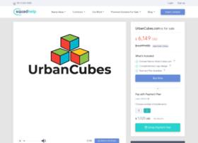 Urbancubes.com thumbnail