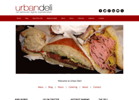 Urbandeli.ca thumbnail