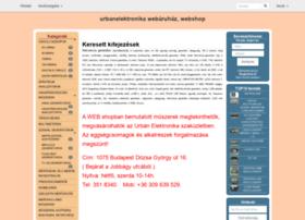 Urbanelektronika.hu thumbnail