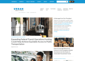Urbaninstitute.org thumbnail