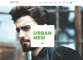 Urbanmen.co.za thumbnail