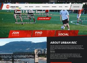 Urbanrec.ca thumbnail