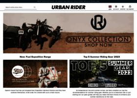 Urbanrider.co.uk thumbnail