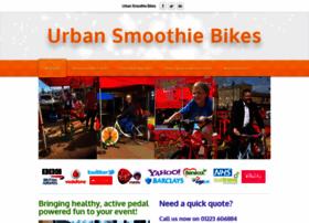Urbansmoothiebikes.co.uk thumbnail