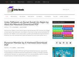 Urdu-novels.org thumbnail
