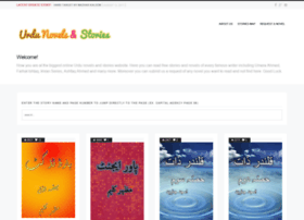 Urdunovels.org thumbnail