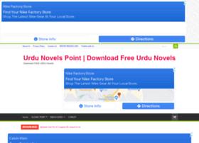 Urdunovelspoint.com thumbnail