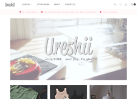 Ureshii.org thumbnail