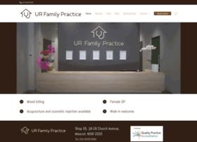Urfamilypractice.com.au thumbnail