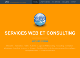 Urika.org thumbnail