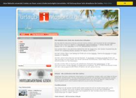 Urlaub-infoportal.de thumbnail