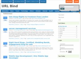 Urlbind.info thumbnail