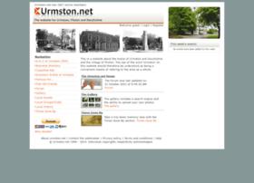 Urmston.net thumbnail