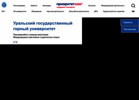 Ursmu.ru thumbnail