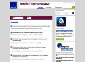 Urteilsticker-betriebsrat.de thumbnail