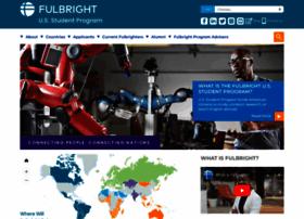 Us.fulbrightonline.org thumbnail