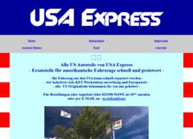 Usa-express-ersatzteile.de thumbnail