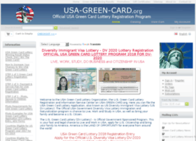Usa-green-card-lottery.org thumbnail