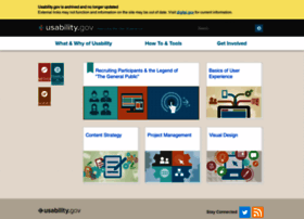Usability.gov thumbnail