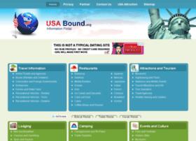 Usabound.org thumbnail