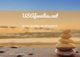 Usafamilies.net thumbnail