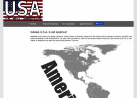 Usaisnotamerica.com thumbnail