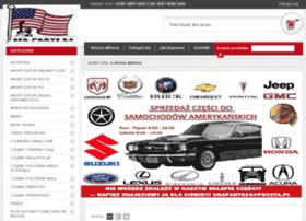 Usaparts24.pl thumbnail