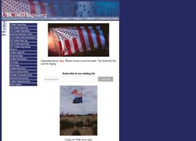 Uscivilflags.org thumbnail