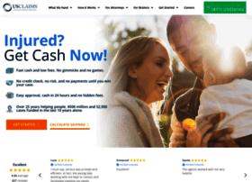 Usclaims.com thumbnail