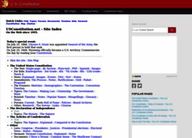 Usconstitution.net thumbnail