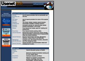 Usenettools.net thumbnail