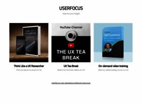 Userfocus.co.uk thumbnail