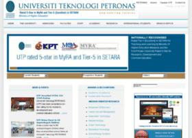 Usite.utp.edu.my thumbnail