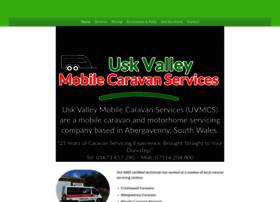 Uskvalleycaravans.co.uk thumbnail