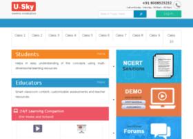 Usky.teachlearnweb.com thumbnail