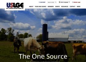 Uslge.org thumbnail