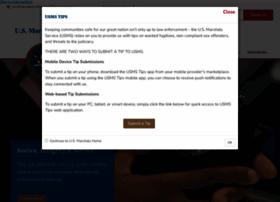 Usmarshals.gov thumbnail