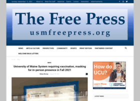 Usmfreepress.org thumbnail