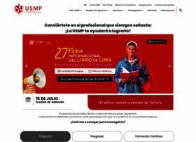 Usmp.edu.pe thumbnail