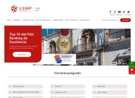 Usmpaqp.edu.pe thumbnail