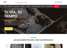 Usn.edu.mx thumbnail