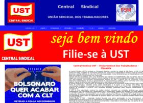 Ust.org.br thumbnail