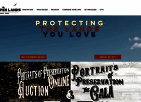 Utahopenlands.org thumbnail