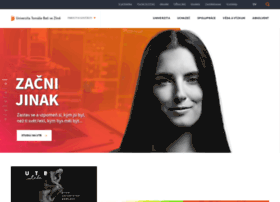 Utb.cz thumbnail