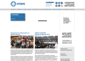 Utedyc.org.ar thumbnail