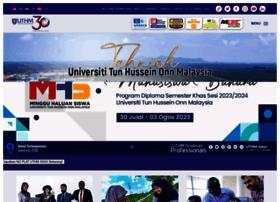 Uthm.edu.my thumbnail