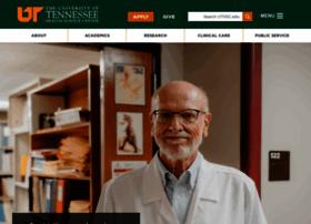 Uthsc.edu thumbnail