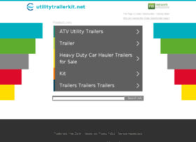 Utilitytrailerkit.net thumbnail