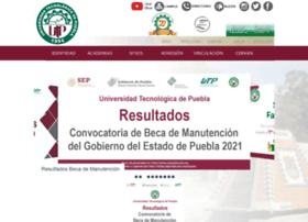 Utpuebla.edu.mx thumbnail